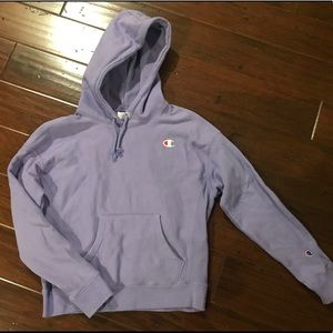 Champion Reverse Weave Small Hoodie